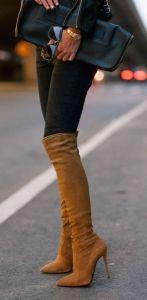#fall #fashion / boots