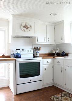 Keeping It Cozy: Our Farmhouse Kitchen