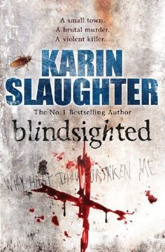 Amazing writer I have read all of her books this being the first Blindsighted: (Grant County series 1) by Karin Slaughter, http://www.amazon.co.uk/dp/B0031RS5XS/ref=cm_sw_r_pi_dp_56BJub072Y9R8
