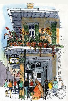 James Richards - Rouse's Market, New Orleans