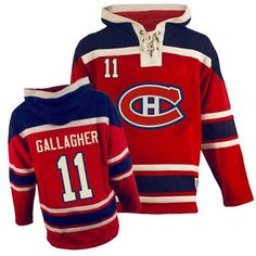 Brendan Gallagher Jersey-Buy official Old Time Hockey Brendan Gallagher Men's Authentic Sawyer Hooded Sweatshirt Red Jersey NHL Montreal Canadiens I NEED THIS! Montreal Canadiens, Maurice Richard, Ice Hockey Jersey, Red Guy, Jersey Fashion, Ice Skating Dresses, Nhl Jerseys, Comfortable Outfits, Hooded Sweatshirts
