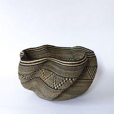 Wave Basket I from Ghana