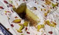 Εκμέκ καταιφι - Από τα ωραιότερα και αγαπημένα γλυκάκια Camembert Cheese, Pudding, Desserts, Food, Tailgate Desserts, Deserts, Custard Pudding, Essen, Puddings