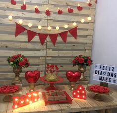 Tribute Ideas for Mother's Day Birthday Room Decorations, Anniversary Decorations, Valentines Day Decorations, Valentines Photo Booth, Valentines Day Party, Valentine Day Crafts, Handmade Gifts For Boyfriend, Valentines Gifts For Boyfriend, Eco Deco