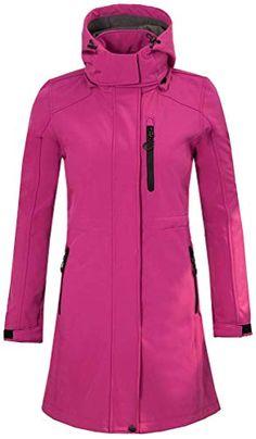 Sheego Damen Longsweatjacke Biker Jackett Jacket Sweater Kapuze Rot Long NEU