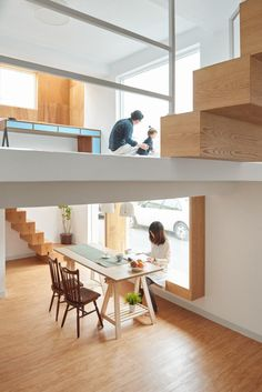 Blank Residence designed by HAO Design