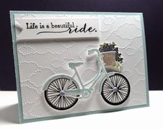 Stamps At Play: Life's a Beautiful Ride!