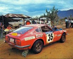 East African Safari Rally with Zully Rumtulla & Nazir Jivani 1974