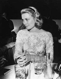 1955- Grace Kelly