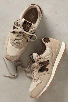 New Balance Capsule Metallic Sneakers #anthropologie #anthrofave