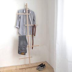 Bildergebnis Für Kleiderständer Leiter