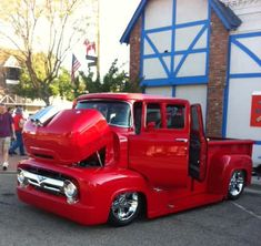 ◆1956 Ford Custom Pick-Up Truck◆
