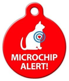 If your little friend is microchipped and safety is your first priority, this is the tag for you!