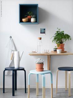 Ikea Frosta Paint Hacks Diy Pinterest Ikea Hack Interiors