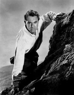 "Cary Grant ""North by Northwest"" Photo by: James Vaughan"