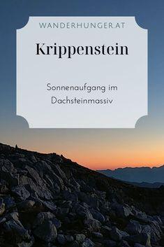Der Krippenstein ist ein perfektes Ausflugsziel in Österreich für die ganze Familie! #dachstein #salzkammergut #oberösterreich #see #hallstatt #obertraun #österreich #to #do #sightseeing #wandern #wanderung #bergwandern #trip #kurztrip #hütte #berghütte #kinder #aussicht #berglandschaft #ausflugsidee #freizeit #freizeittipps #sonnenaufgang Hallstatt, Where To Go, Austria, Around The Worlds, Hiking, Adventure, Wanderlust, Travel, Outdoor