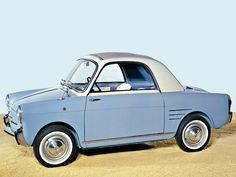 Autobianchi Bianchina - 1957