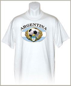 argentina shirt