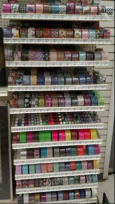 You can get decorative tape at Michael's Craft Stores or Walmart.