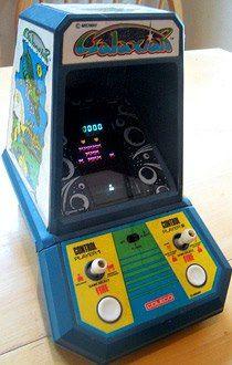 Vintage Nintendo Table Top Donkey Kong Mini Arcade Game