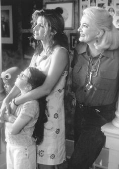 Hope Floats/Lovely Mother, Mother's daughter, daughter story.