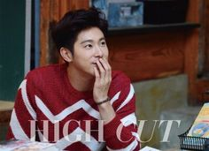 """TVXQ's Yunho Takes Fans Behind the Scenes of """"I Order You"""" with """"High Cut"""" 