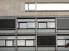 ПОПУЛЯРНЫЙ КОРБЮЗЬЕ - Swiss Pavilion. Le Corbusier - Pierre Jeanneret. часть 1-я.