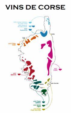Wijnen op Corsica