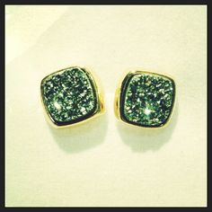 Marcia Moran Druzy Studs...these are gorgeous!