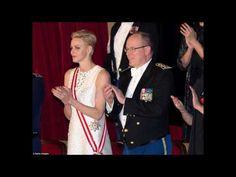 Princess Charlene shinning star at Gala National Day Monaco 2016
