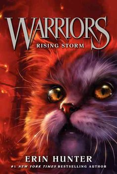 Join the legion of fans who have made Erin Hunters Warriors series a #1 national bestsellerwith new editions featuring a striking new look! More thrilling fantasy, fierce warrior cats, and epic advent