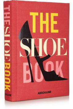 Assouline|The Shoe Book by Nancy MacDonell hardcover book|NET-A-PORTER.COM