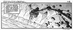 Issue #04 Spacegirl comic by Travis Charest