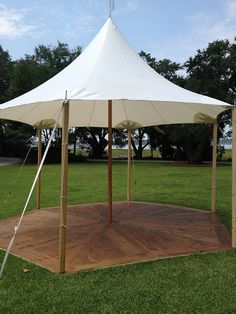 17x20 Sail Tent with flooring | Flickr - Photo Sharing!