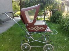 Prodám retro kočárek Liberta - 1 Baby Strollers, Childhood, Memories, Dolls, History, Retro, Children, Vintage, Strollers