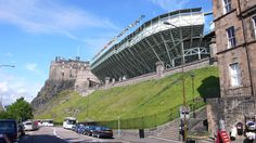 #3D - The Edinburgh Military Tattoo is renowned the world over and the organisers turned to Five Square Imagery to produce a variety of 3D visuals (stills and animations) of the new portable stadium and hospitality areas located on the castle esplanade.