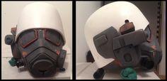 NCR Veteran Ranger V3 (mask & helmet)