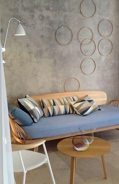 Interesting living room idea