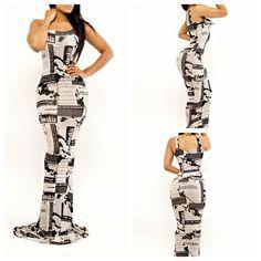 Reasonably Priced Maxi Dresses