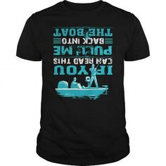 Back in the Boat TShirt v2 T-Shirts & Hoodies