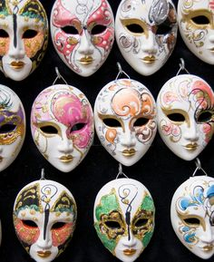 european masks | Carnevale masks in Venice, Italy