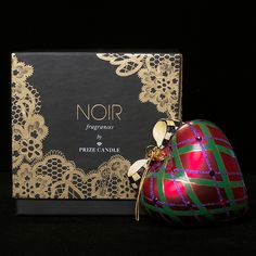 Luxe Noir Candle