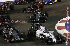 Smedley: «Estoy contento con el día pero es agridulce porque hemos perdido puntos con el coche de Felipe»  #F1 #Formula1 #SingaporeGP
