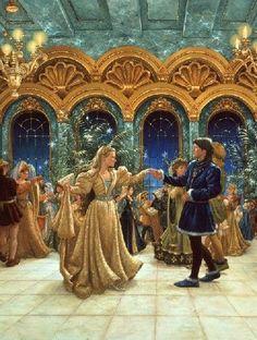 Fairytale Ball  LÁMINAS VINTAGE,ANTIGUAS,RETRO Y POR EL ESTILO....