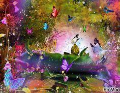 picmix butterfly gifs | Fantazy - PicMix