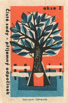 Vintage Czechoslovakian #Matchbox label  To Order your business' own branded #matchboxes or #matchbooks GoTo:www.GetMatches.com or CALL 800.605.7331 to get the quick & painless process started today!