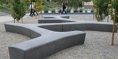 TWIG Bench by Tournesol Siteworks...tournesolsiteworks.com