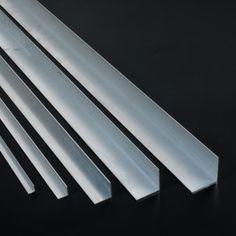 CANTONERA DE ALUMINIO BRUTO Cantonera de Aluminio bruto perfecta para la creación de marcos y acabados de todo tipo. #PerfilesAluminio #CantoneraAluminioBruto #LProfiles #AluminiumLProfiles