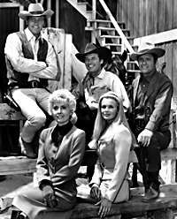 The Big Valley – Ranchers with quick tempers & Colgate smiles:) (Favorite show when I was a kid)