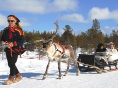 Dreaming of a white wedding? A winter wedding in the stunning Lapland area of Finland is nothing short of magical. Travel through a snow-covered forest on a sled pulled by reindeer to your chapel made entirely of ice and snow. Then spend your wedding night cuddling in an igloo.